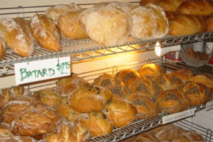 Bread at Raymond's Bakery